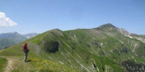 Il Monte Sibilla sui Monti Sibillini