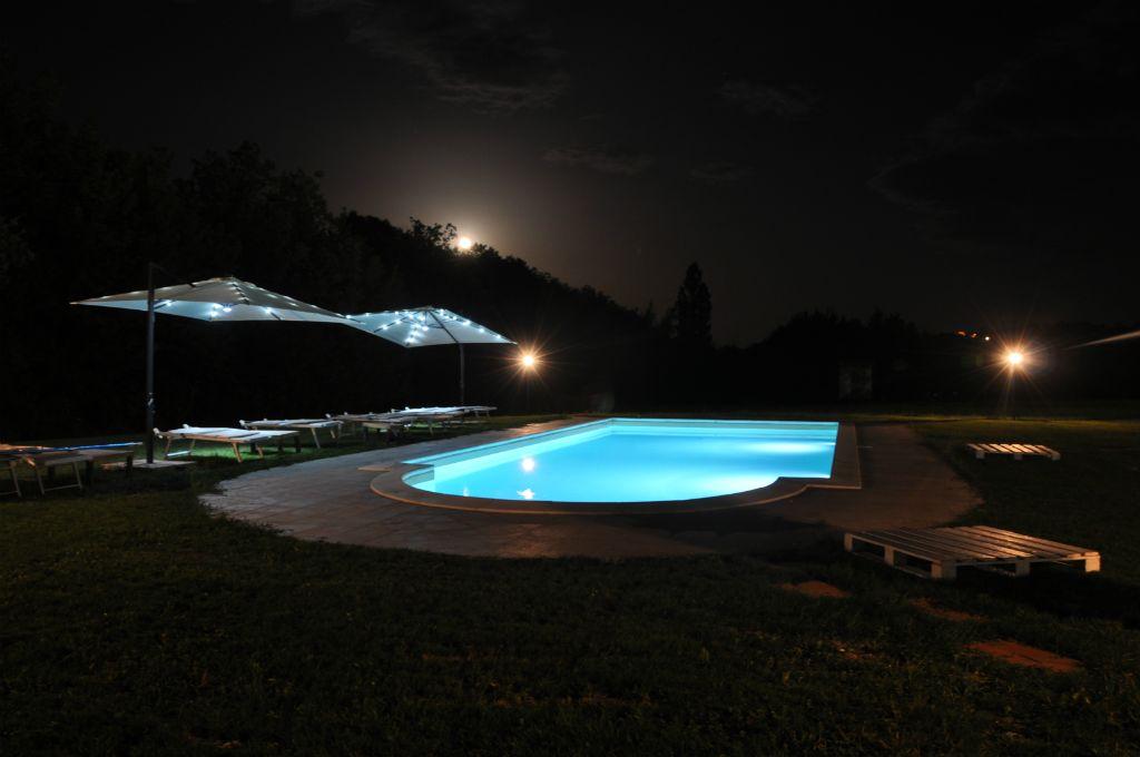 Piscina Country House Antica Dimora Sarnano Monti Sibillini2