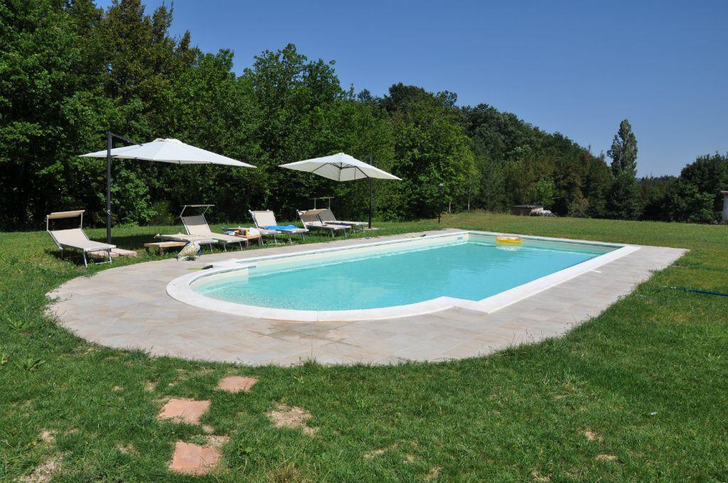 Piscina Country House Antica Dimora Sarnano Monti Sibillini3