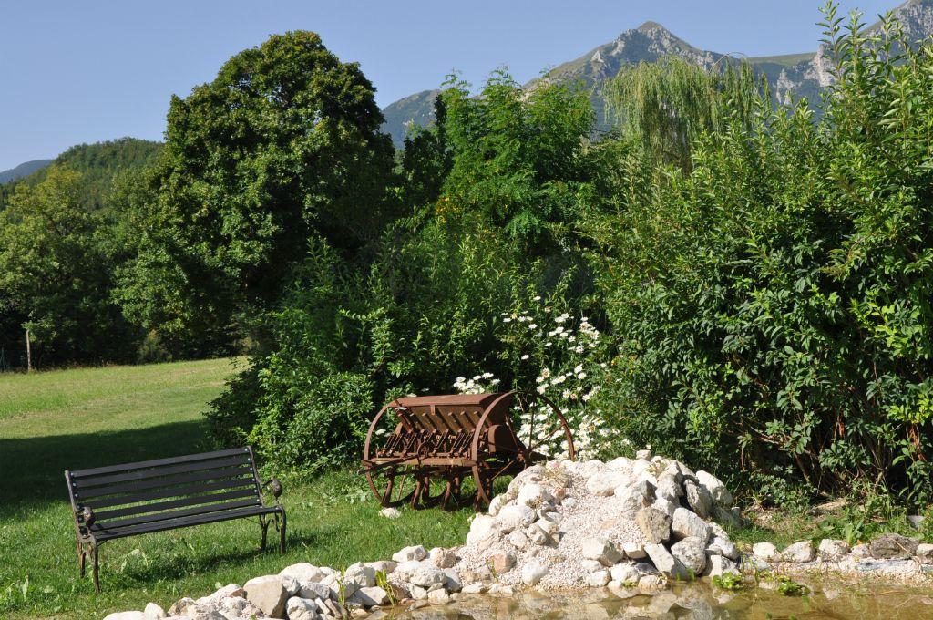 Piscina Country House Antica Dimora Sarnano Monti Sibillini4
