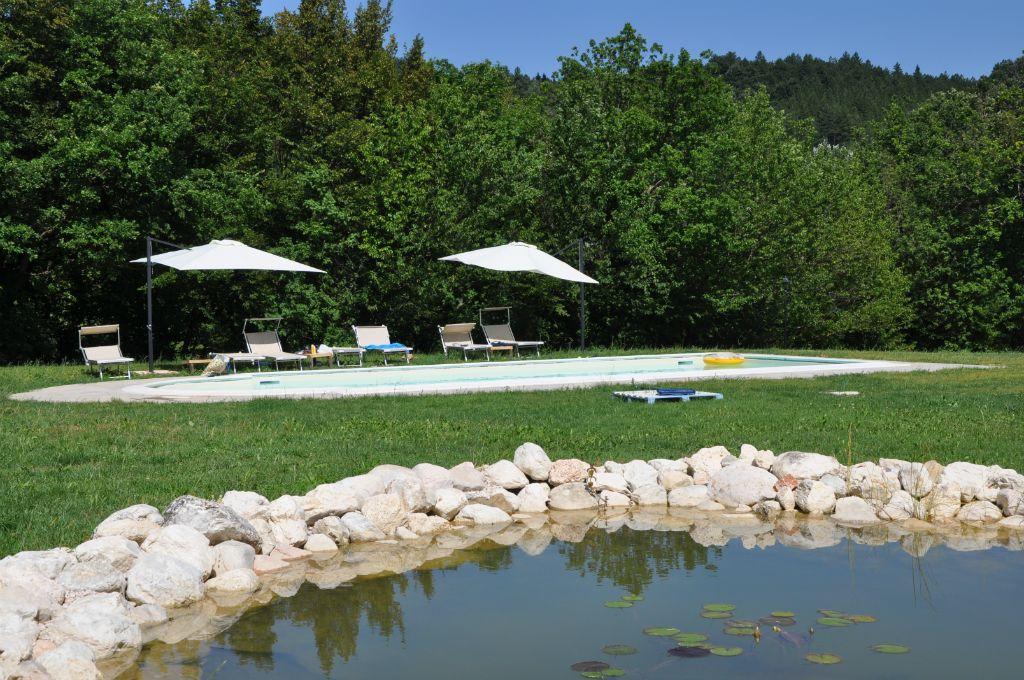 Piscina Country House Antica Dimora Sarnano Monti Sibillini5