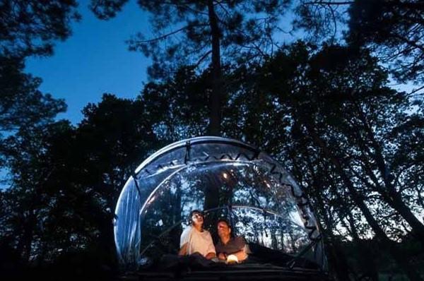 Camping e Tende Fiordaliso a Sarnano sui Monti Sibillini 2
