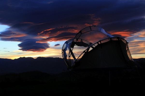 Camping e Tende Fiordaliso a Sarnano sui Monti Sibillini 3